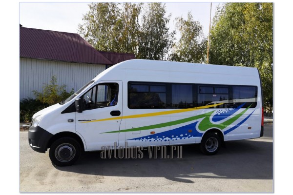 Два Микроавтобуса GAZell-NEXT 2020 г.в.